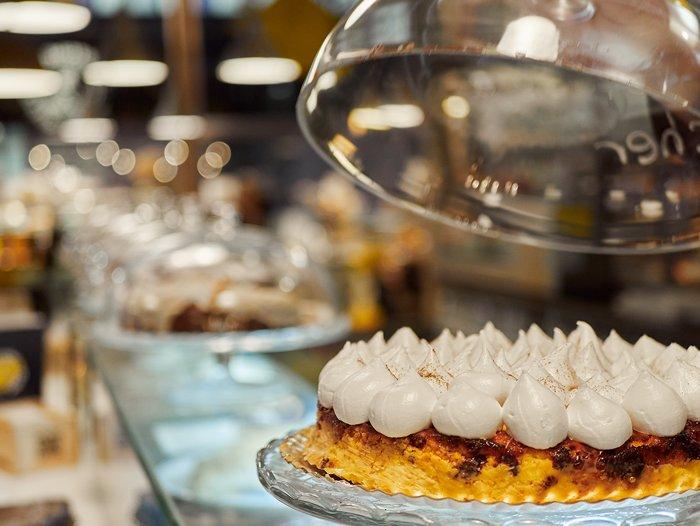 Carta El Mercado del Trigo tartas dulces pasteles Valladolid