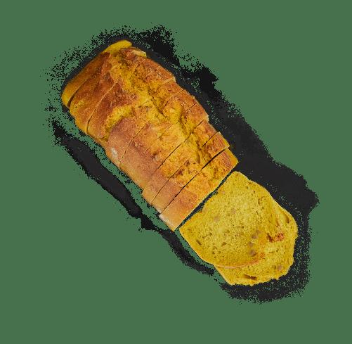 Pan harina especial maíz centeno Valladolid