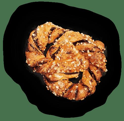 bollería, bombones, pastas El Mercado del Trigo Valladolid 3
